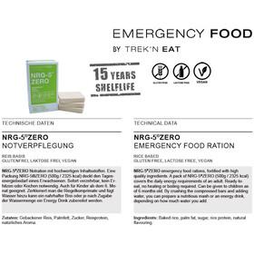 Trek'n Eat 7 Days Emergency Pack alimentaire 3,4kg, Vegetarian